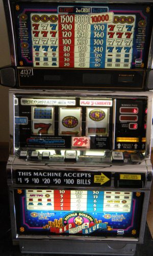 Igt S Battery Slot Machines Unlimited