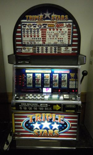 Triple Stars 5 reel