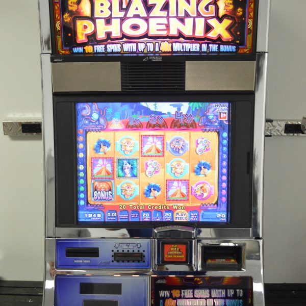 Blazing Phoenix Slot Machine