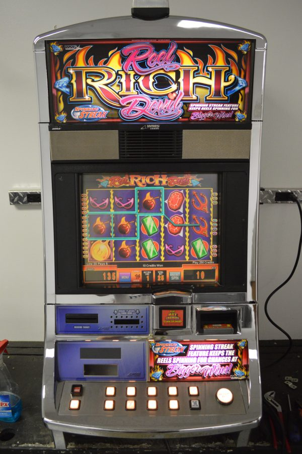 Reel Rich Devil Slots
