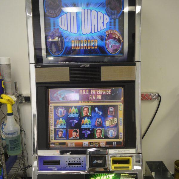 Star trek slot machine live big wins
