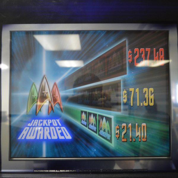 trek slot machine