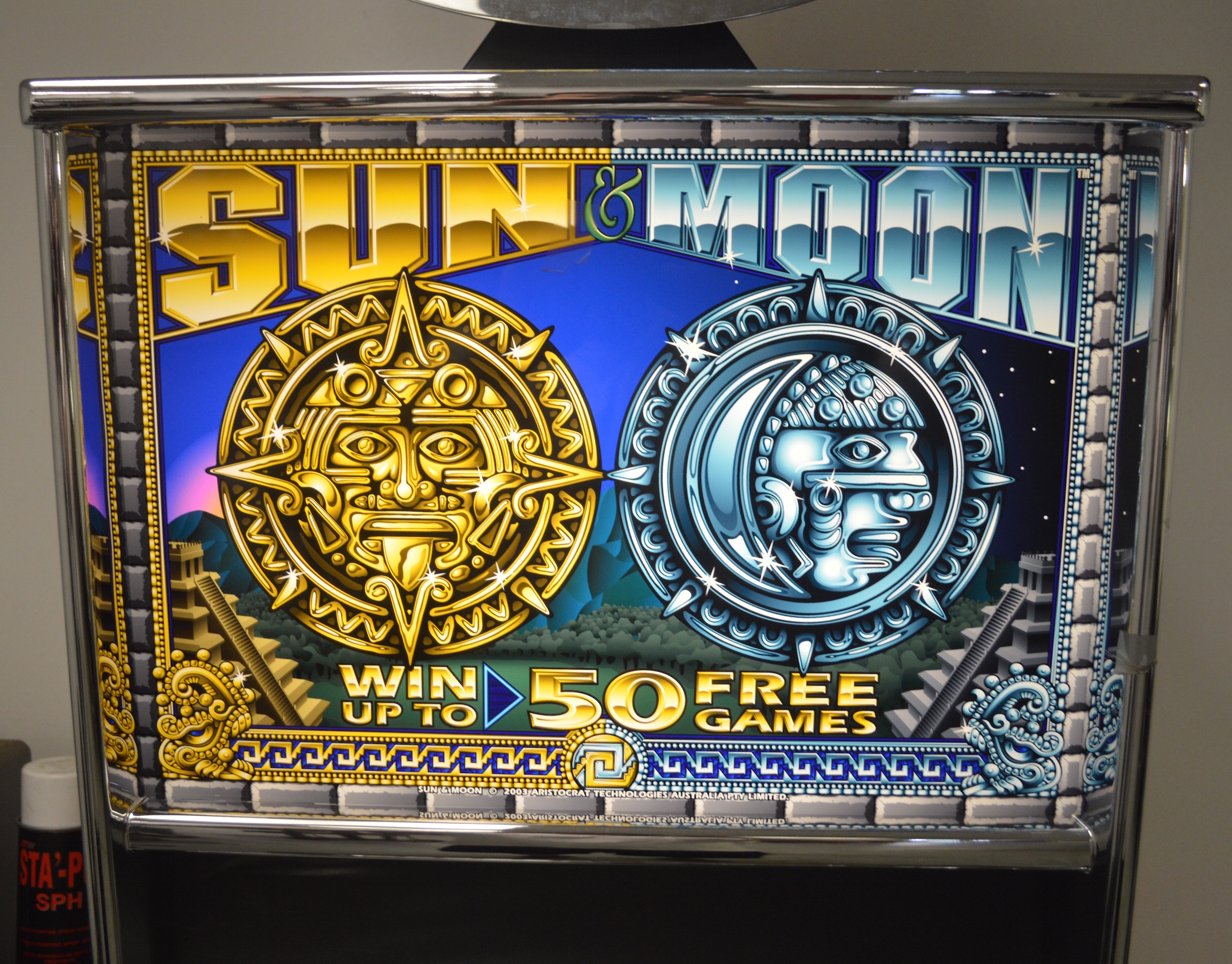 Sun And Moon Slot Machines Unlimited