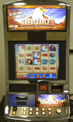Great Eagle 2 Slot Machine