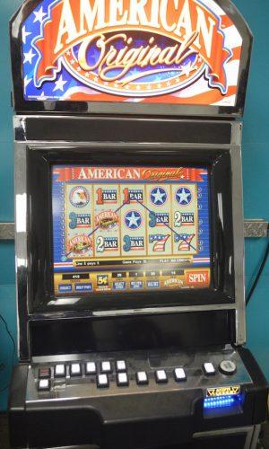 bally american original slot machine