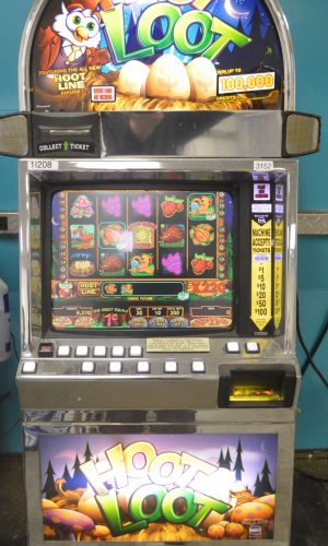 Video Slot Machine Hoot Loot