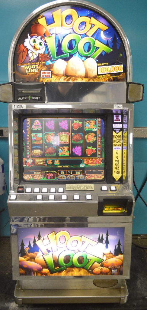 Uspin Slot Machine
