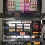 Slot machine munten deluxe