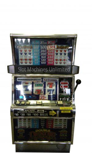Double Desire slot machine