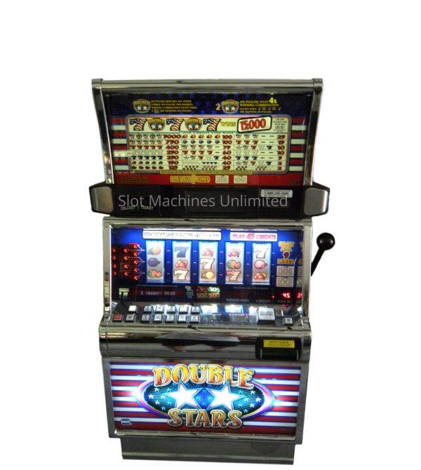 Double Stars slot machine
