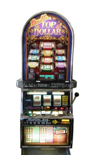 Double Top Dollar slot machine