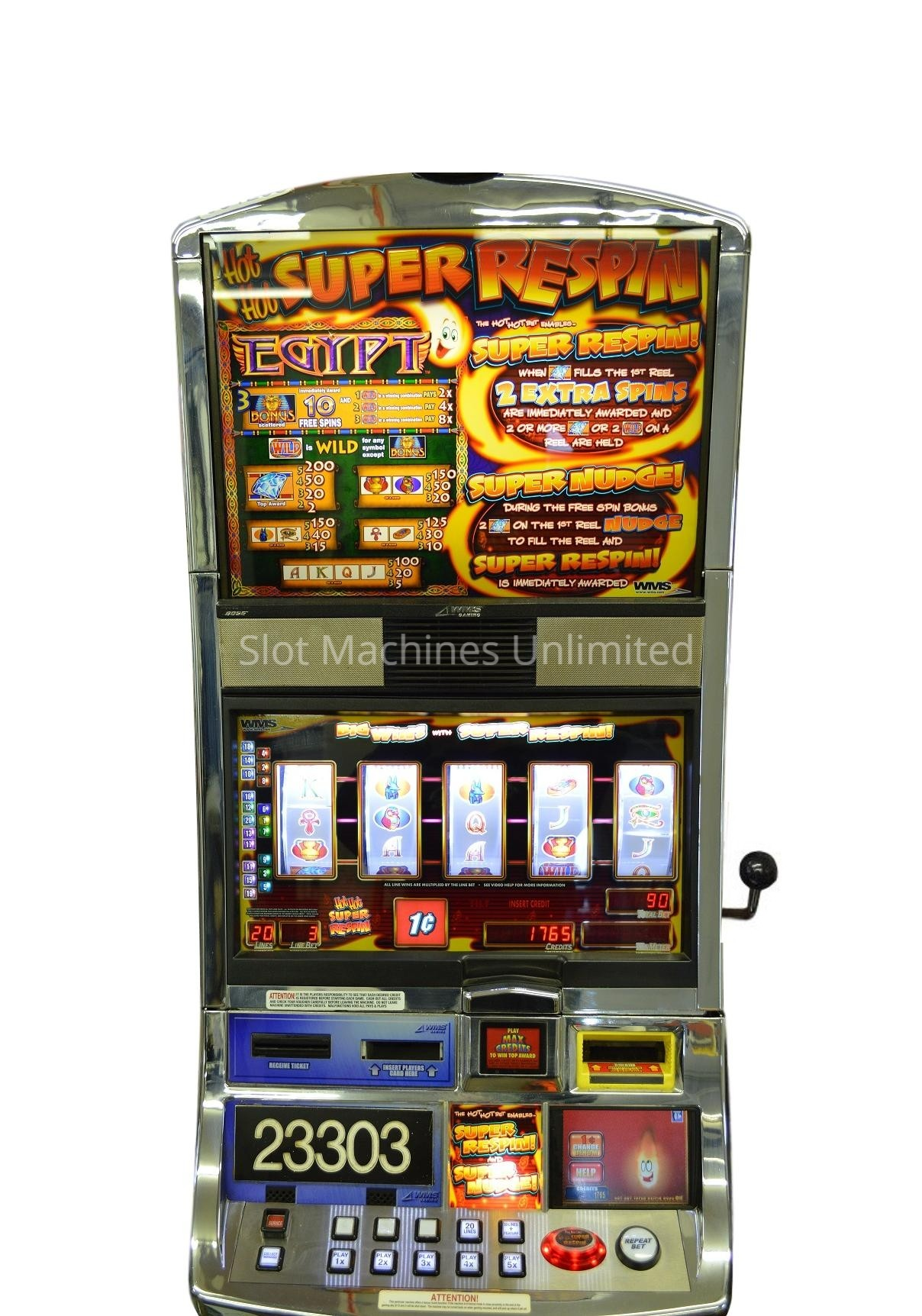 Egyptian Slot Machines