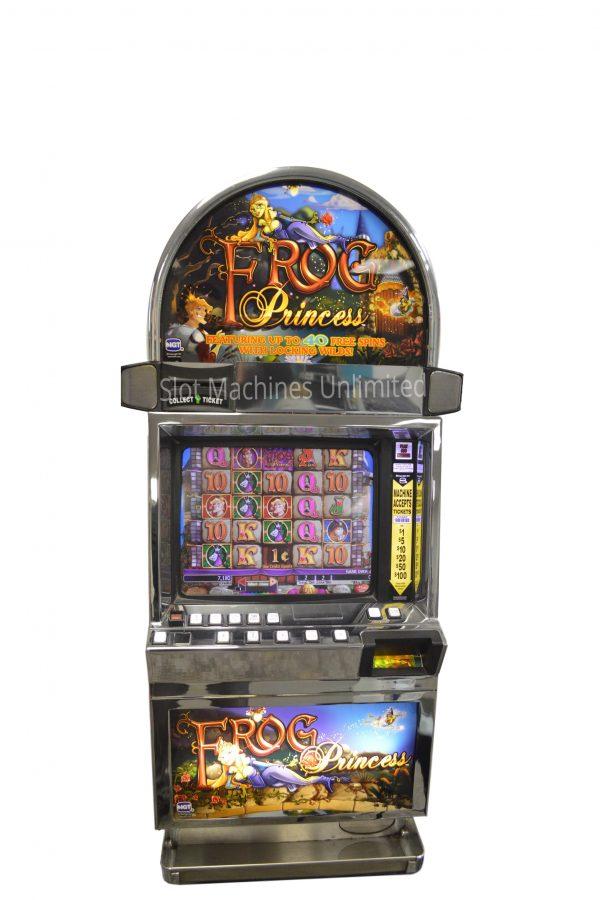 Frog Princess slot machine