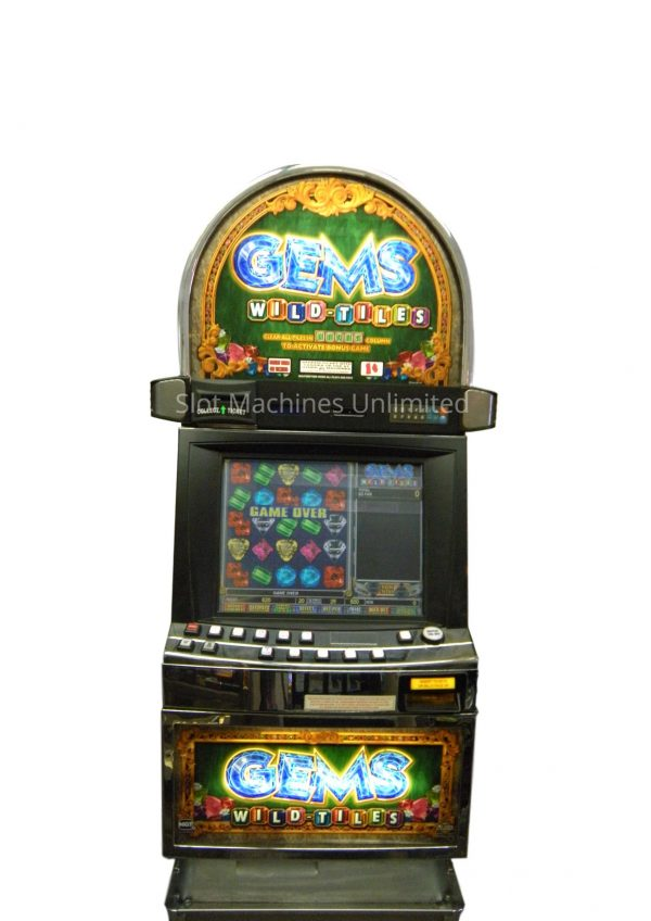Gems Wild Tiles slot machine