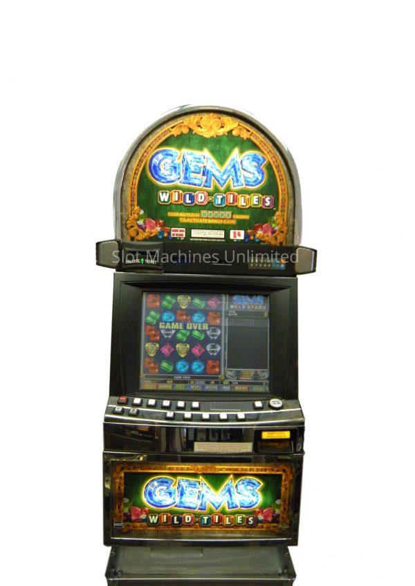 Gems Wild Tiles slot machine