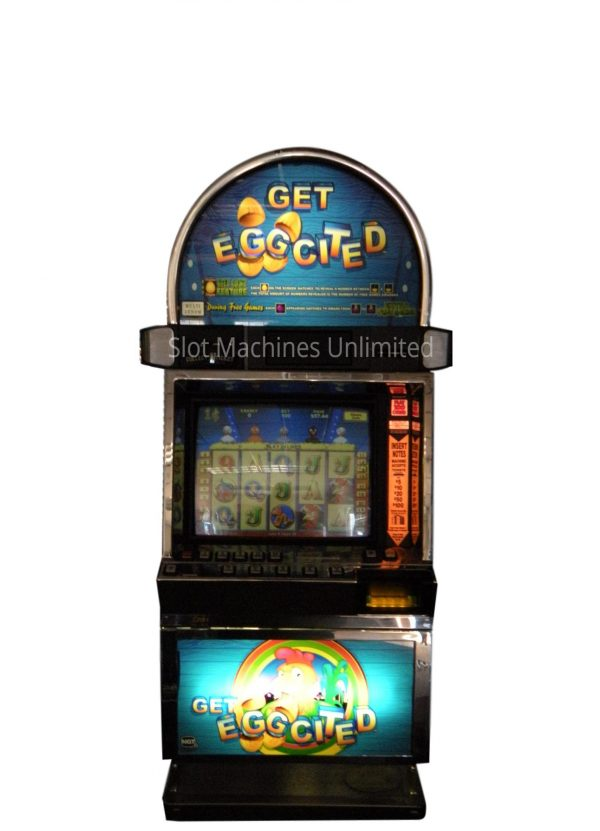 Get Eggscited slot machine