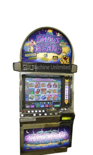 Ghost Island slot machine