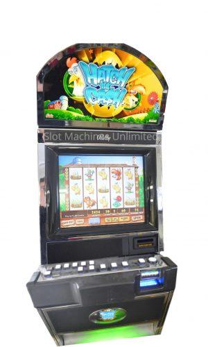 Hatch for Cash slot machine