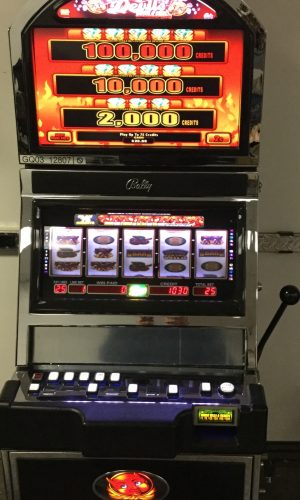 Diamonds and Devils Bally S9000