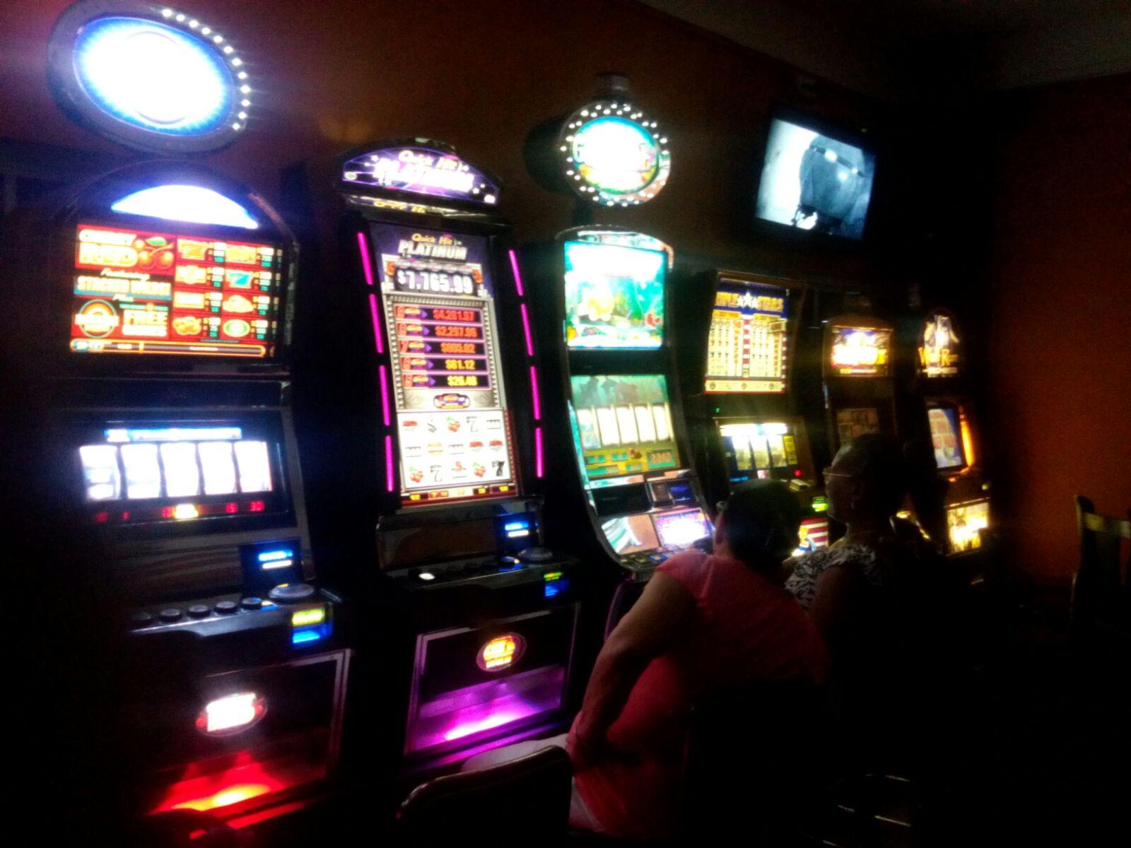 Penjualan mesin slot internasional