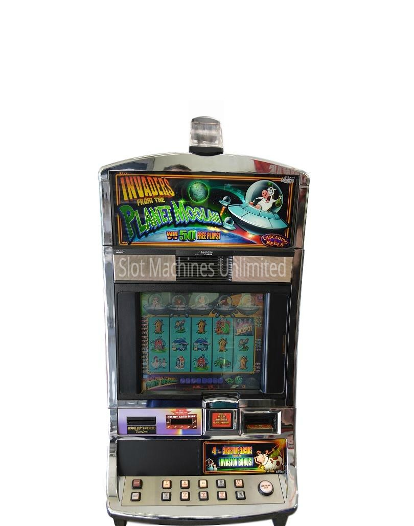 Invaders From The Planet Moolah Slot Machines Unlimited