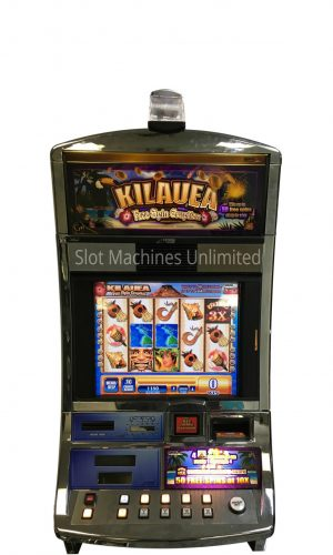 Kilauea slot machine