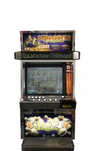 Kingpin Bowling slot machine