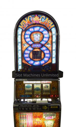 Kong Cash slot machine