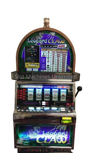 Leopards Claw slot machine