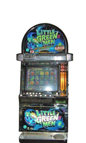 Little Green Men slot machine
