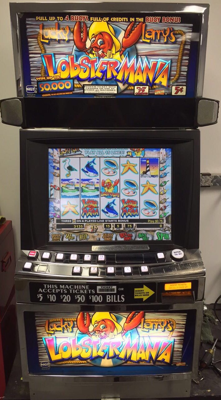 Slot Machine Video Games