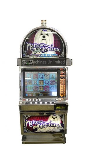 Maltese Fortune slot machine