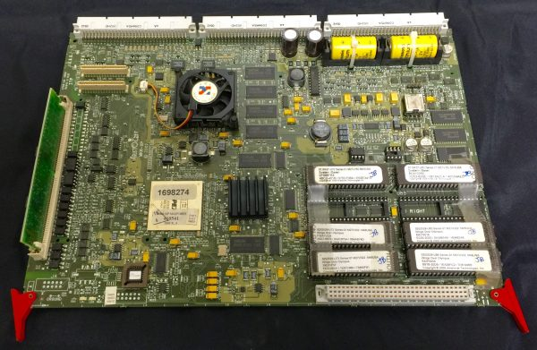 Aristocrat CPU board
