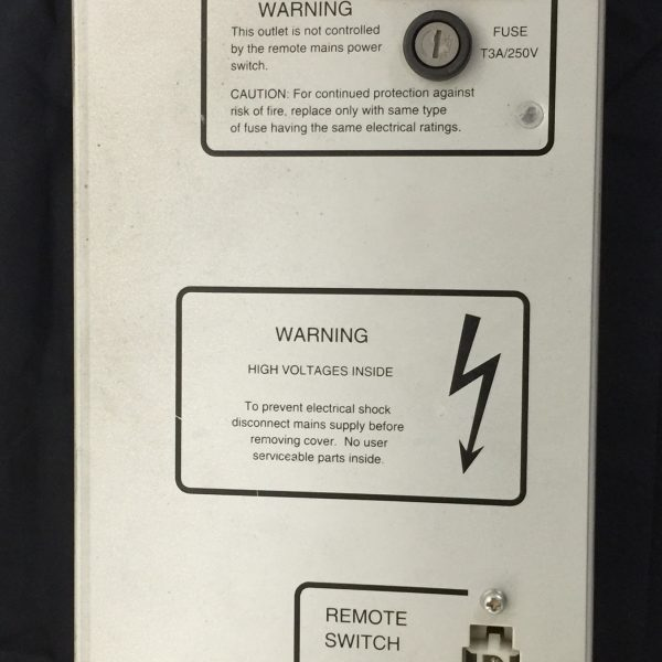 Mark 6 Power Supply