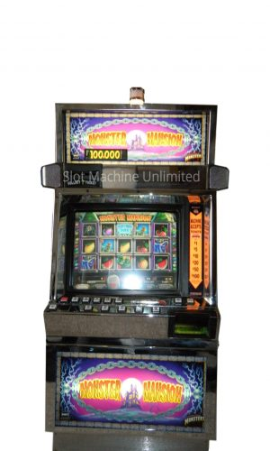 Monster Mansion slot machine