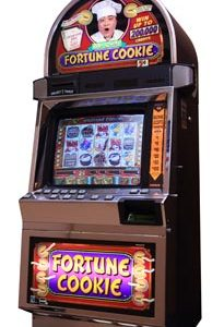 Fortune Cookie video slot machine
