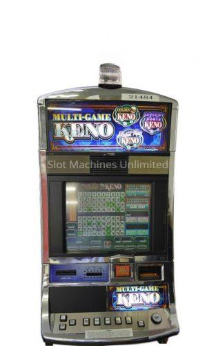 Multi Game Keno