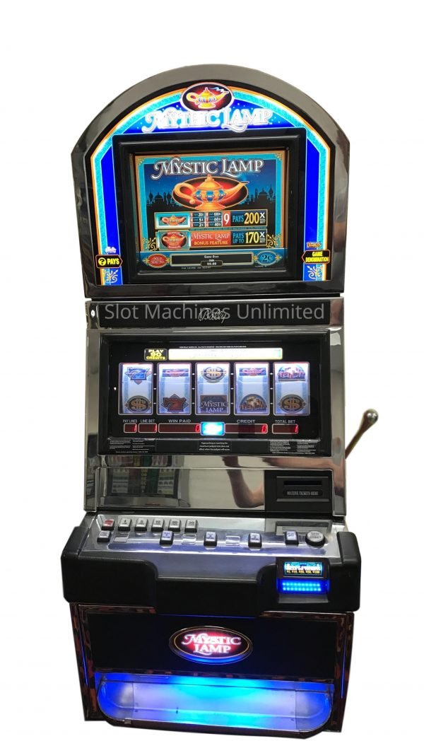 Mystic Lamp slot machine