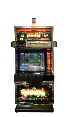 Neon Nights slot machine