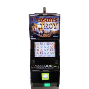 Trimline Treasures of Troy slot machine
