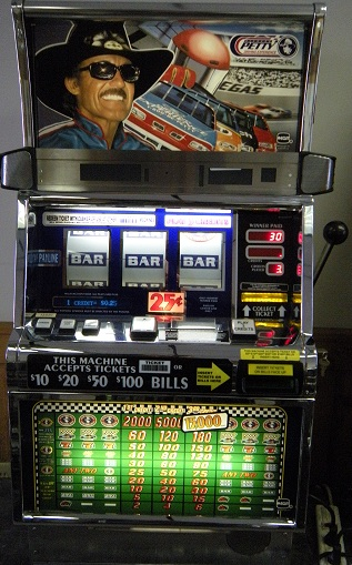 Richard Petty slot