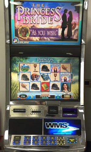 Princess Bride slot machine