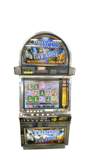 Princess of Paradise slot machine