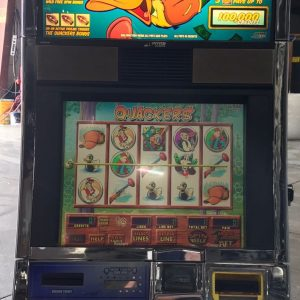 Quackers slot machine