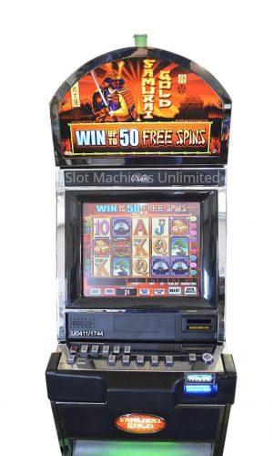 Samurai Gold slot machine