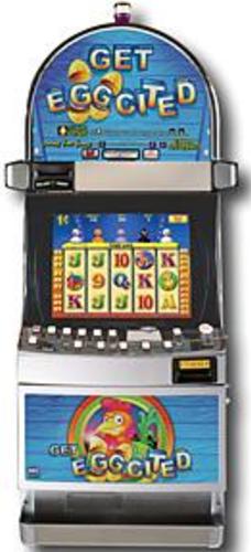 Get Eggscited video slot machine