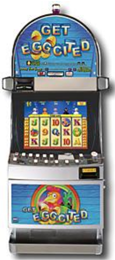 Get Eggscited video slot machine