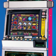 Enchanted Unicorn video slot machine