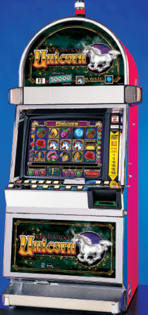Enchanted Unicorn Slot Machine