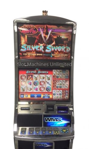 Silver Sword slot machine
